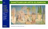 Das Künstler-Paar Elisàr von Kupffer und Eduard von Mayer, ihr Sanctuarium Artis Elisarion in Minusio, das Rundbild «Die Klarwelt der Seligen»
