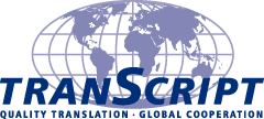 Transcript: Quality Translation – Global Cooperation